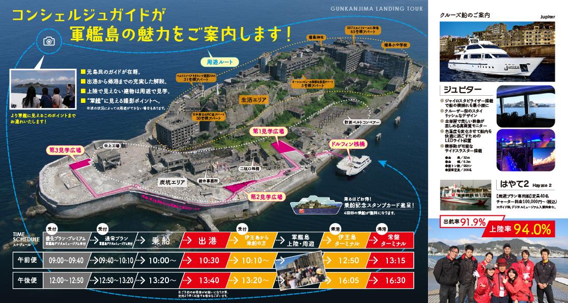 軍艦 島 と は 2021年版 軍艦島上陸クルーズ5社徹底比較...